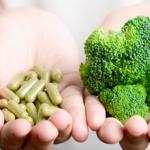 Voeding en middelen testen
